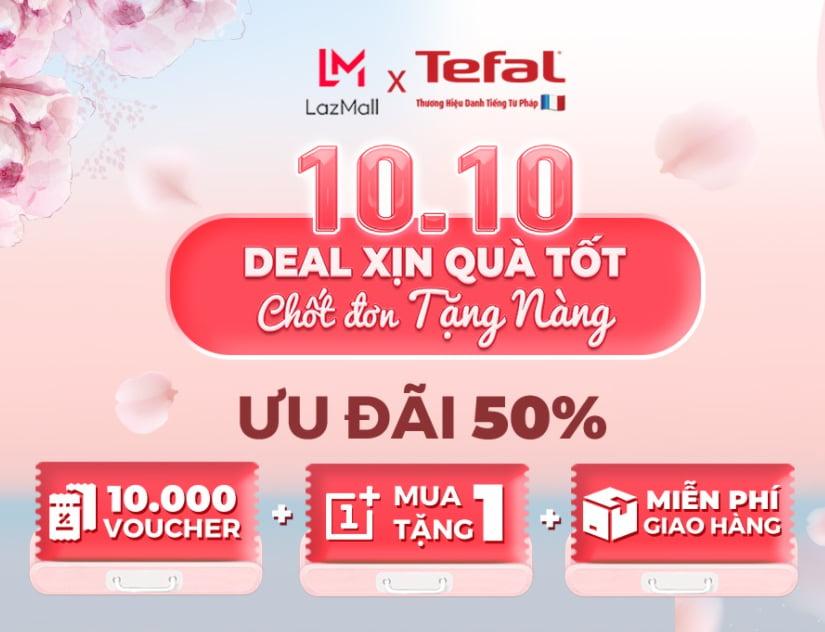Tefal Sale 10.10
